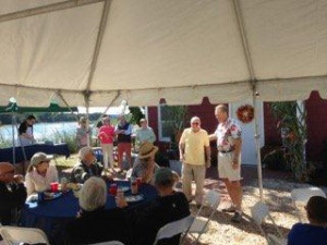 Stony Brook Marine Services BBQ
