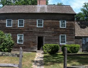 The Thompson House, c. 1709