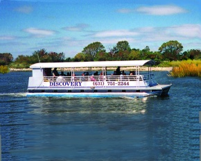 2017 Discovery Wetlands Cruise Season Now Underway!