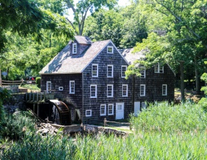 The Stony Brook Grist Mill c. 1751