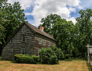 The Thompson House, c. 1709